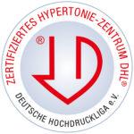 Siegel zertifiziertes Hypertonie-Zentrum